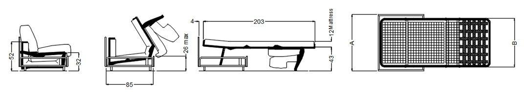 BL8-dimensioni